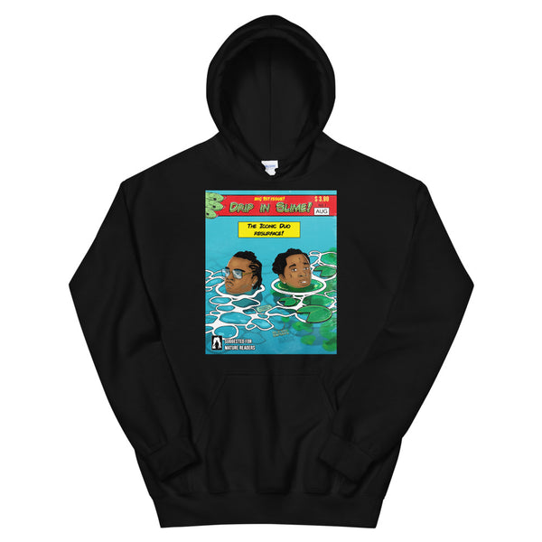The Young Thug & Gunna Drip in Slime Hoodie - AKARTS
