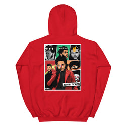 The Abel Chapters Hoodie