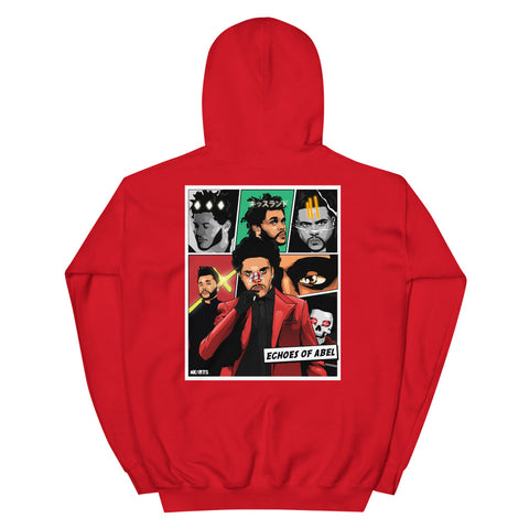 The Abel Chapters Hoodie - AKARTS