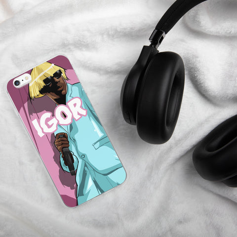 The Tyler, the Creator IGOR iPhone Case - AKARTS