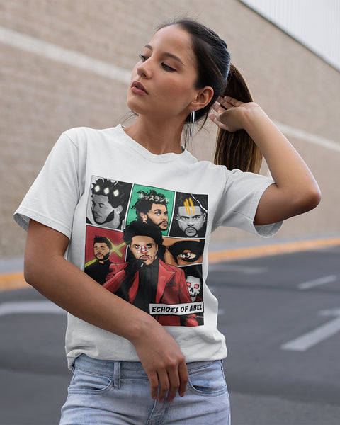 The Abel Chapters Tee - AKARTS