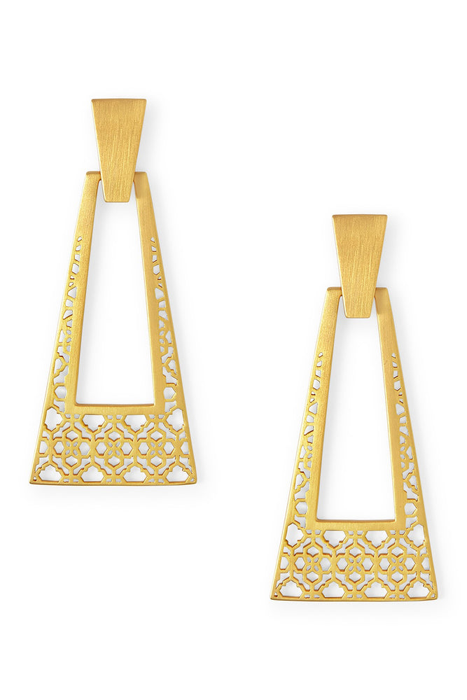 Kase Large Statement Earring