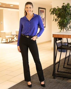 fab-fit work pant - bootcut