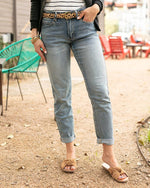 Non Distressed Favorite Girlfriend Jeans