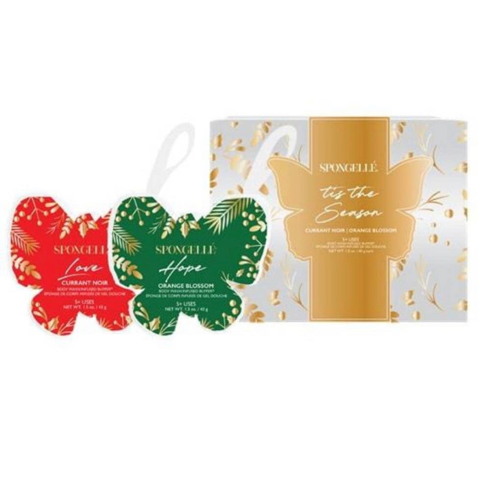 Holiday Butterfly Let's Celebrate Gift Set