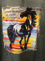 McIntire Saddlery Strong Horse Tee