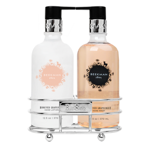 Honeyed Grapefruit Awakening Hand Care Duo Caddy Set