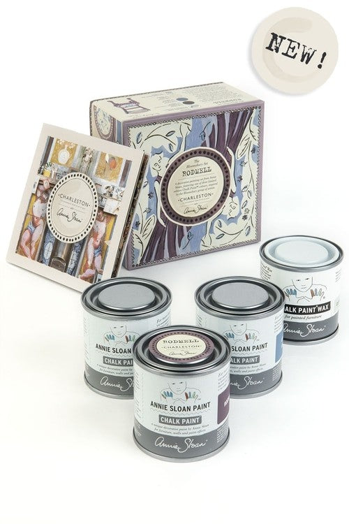Decorative Paint Set in Rodmell