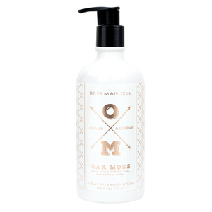 Oak Moss Hand Wash 12.5 oz