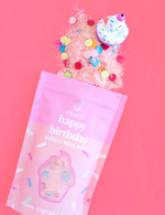 Happy Birthday Bubbly Bath Soap