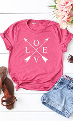 Love Arrows Tee