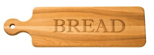 "MAPLE WOOD 20"" Bread ARTISAN BOARDS"