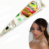 Authentic Indian Henna Tattoo Cream