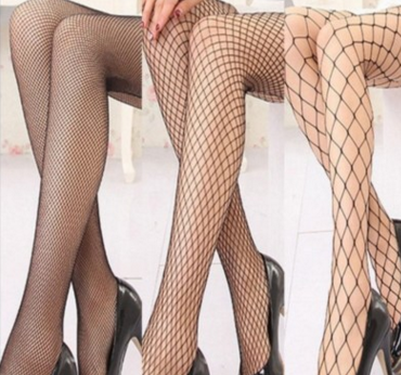 Fun Fishnet Stockings