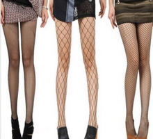 Load image into Gallery viewer, Fun Fishnet Stockings
