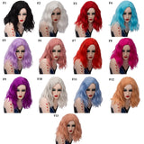 "14"" Medium Wavy Wig in 13 Colors"