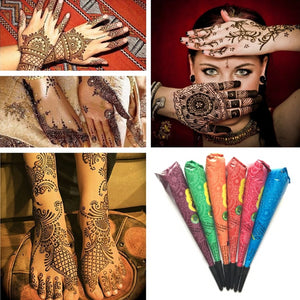 Temporary Tattoo Body Art