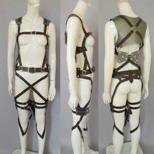 Load image into Gallery viewer, Attack On Titan Harness Belt