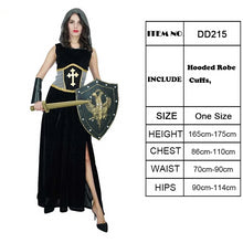 Load image into Gallery viewer, Woman's Gladiator Costume