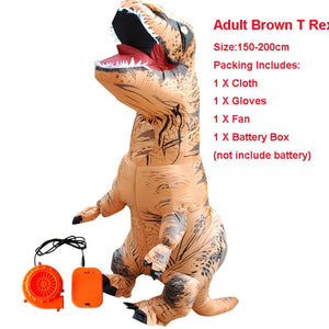 Blow up Dinosaur Costume w/ Air Pump (Gabe's Choice)