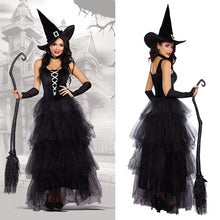 Load image into Gallery viewer, Halloween Witch Costume