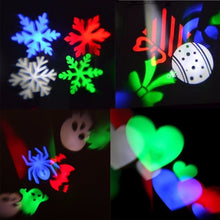 Load image into Gallery viewer, Snowflake LED Moving Head