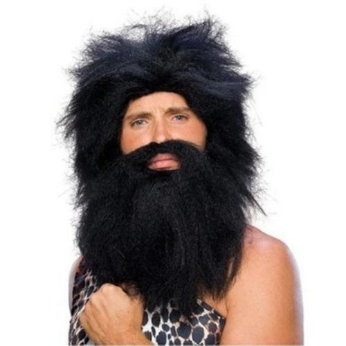 The Wig Beard Cosplay Black or Brown