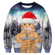 Load image into Gallery viewer, 2019 Men Women Ugly Christmas Sweaters S-2XL