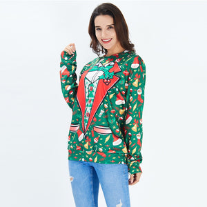 2019 Men Women Ugly Christmas Sweaters S-2XL