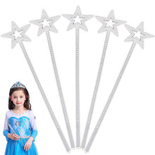 Load image into Gallery viewer, Fairy Star Princess Wand