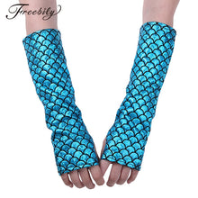 Load image into Gallery viewer, Mermaid Arm Sleeves in 9 Colors