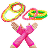 Retro 80's Costume Accessories