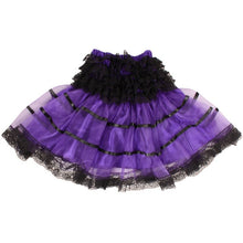 Load image into Gallery viewer, Girls Ballet Dance Fluffy Mini Tutu Skirts in 4 Colors S-XL