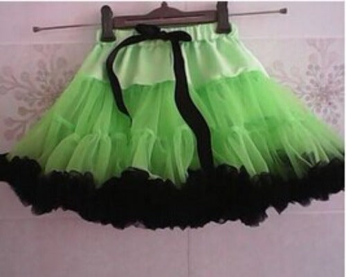 new arrival Sexy Adult Women Dancing Skirt Tutu Princess Party Skirt Petticoats Corset Skirts Girls Underskirt size S-L