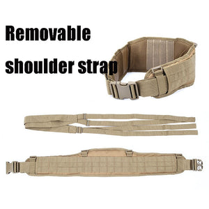 Tactical Belt in 3 Colors
