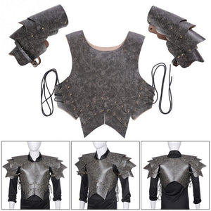 PU Leather Armor