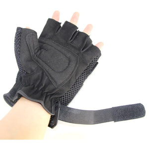 Military Tactical Half Finger Gloves M-XL