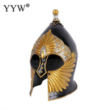 Load image into Gallery viewer, Roman Soldier Warrior Gladiator Helmet