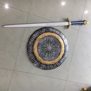 Shield Sword Set Halloween Cosplay Weapons