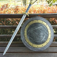 Load image into Gallery viewer, Shield Sword Set Halloween Cosplay Weapons
