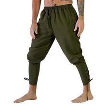 Load image into Gallery viewer, Adult Men Medieval Renaissance Trousers S-XXXL