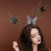 Load image into Gallery viewer, Long Antler Tree Branches Headpieces in 3 Colors