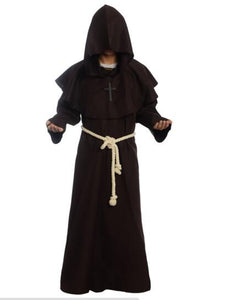 Monk Priest Clothing