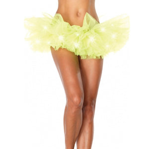LED Skirt for Corset Tutu in 11 Colors