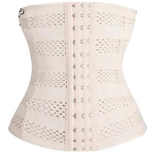 Plus Size Corsets Slimming Steel Boned Underbust 2 Colors Choose your rows  XS-5XL