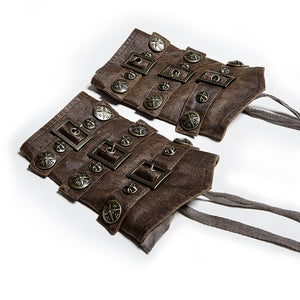 Steam Punk Wrist Guards