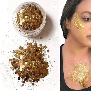 Mermaid Lagoon Face Glitter in 10 Available Colors