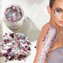 Load image into Gallery viewer, Mermaid Lagoon Face Glitter in 10 Available Colors