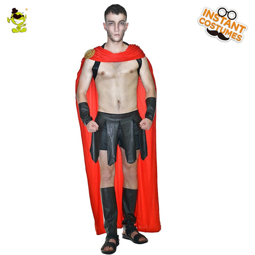 Roman Warrior Cosplay Costume