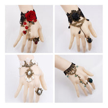 Load image into Gallery viewer, Halloween Cosplay Retro Steampunk Bracelet